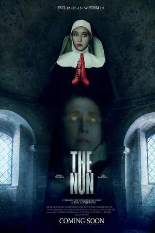The Nun movie poster image