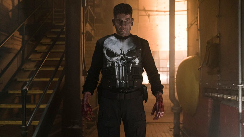 The Punisher Netflix Series Reviews