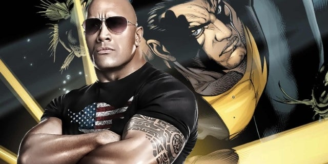 The Rock Black Adam Movie Writer