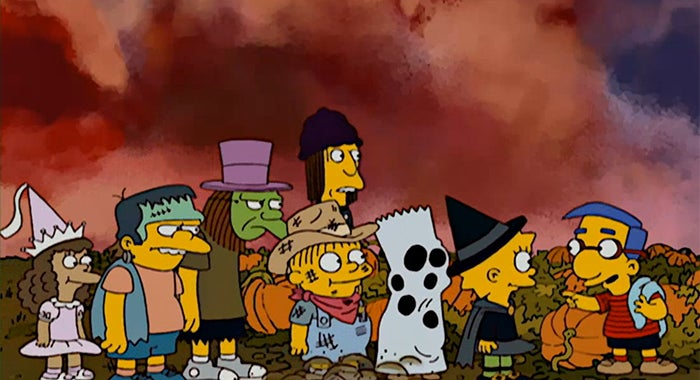 The Best 'Treehouse of Horror' Segments From 'The Simpsons'
