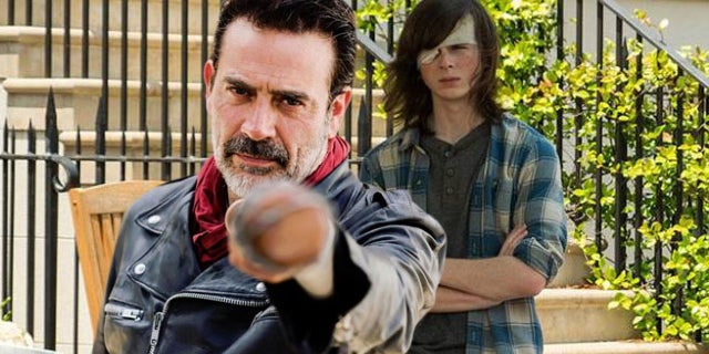 The-Walking-Dead-Carl-Negan