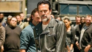 the walking dead negan backstory