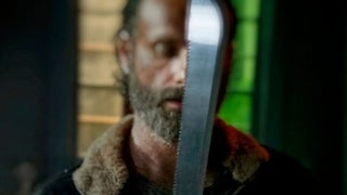 The Walking Dead Red Machete