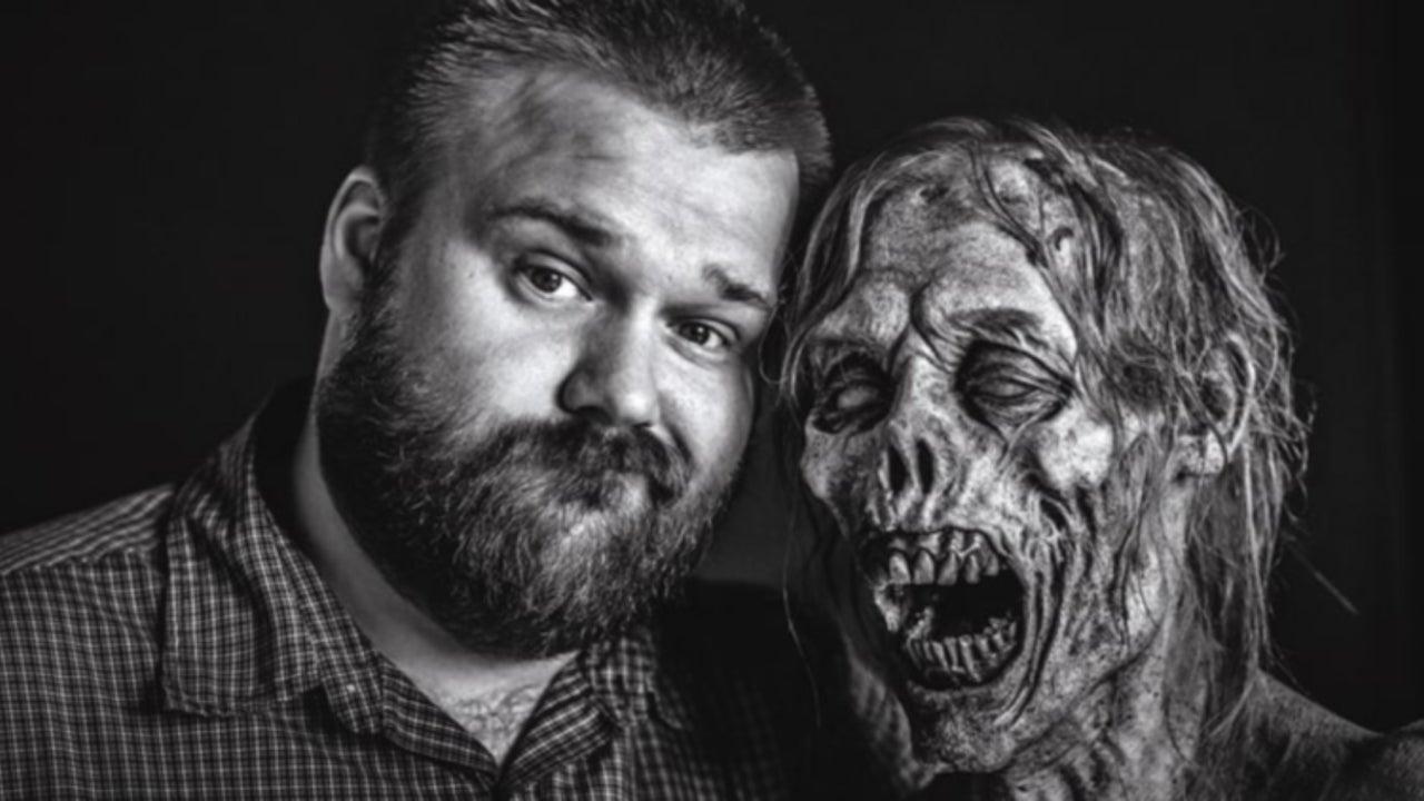 The Walking Dead Robert Kirkman