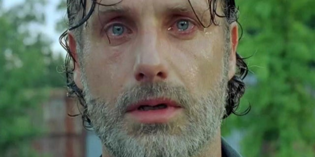 The Walking Dead Season 8 Rick Grimes Death