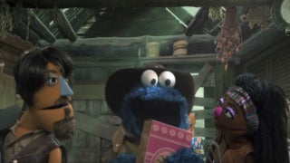 The Walking Dead Sesame Street