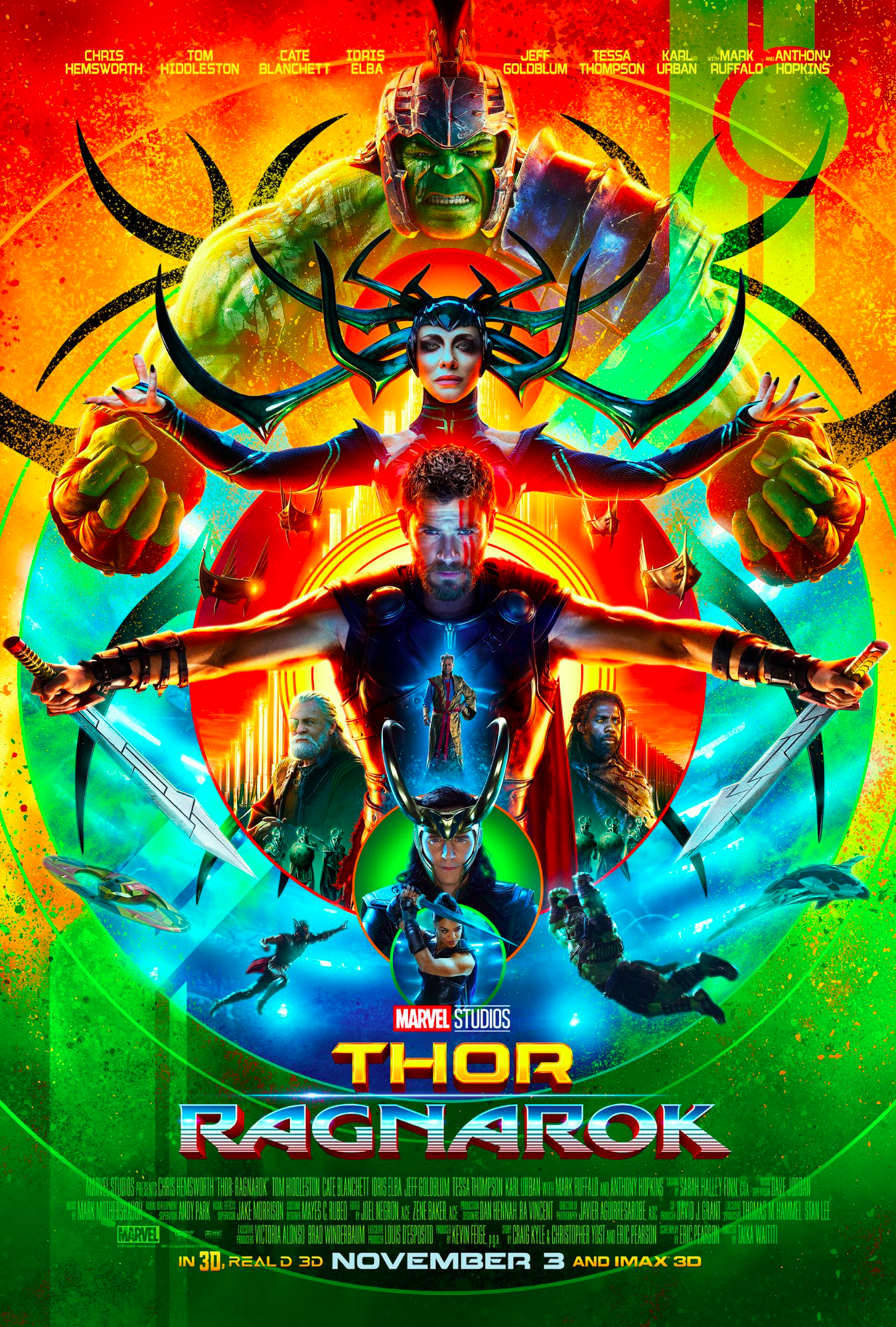 Here Are the Theatrical Posters for Every Marvel Cinematic
