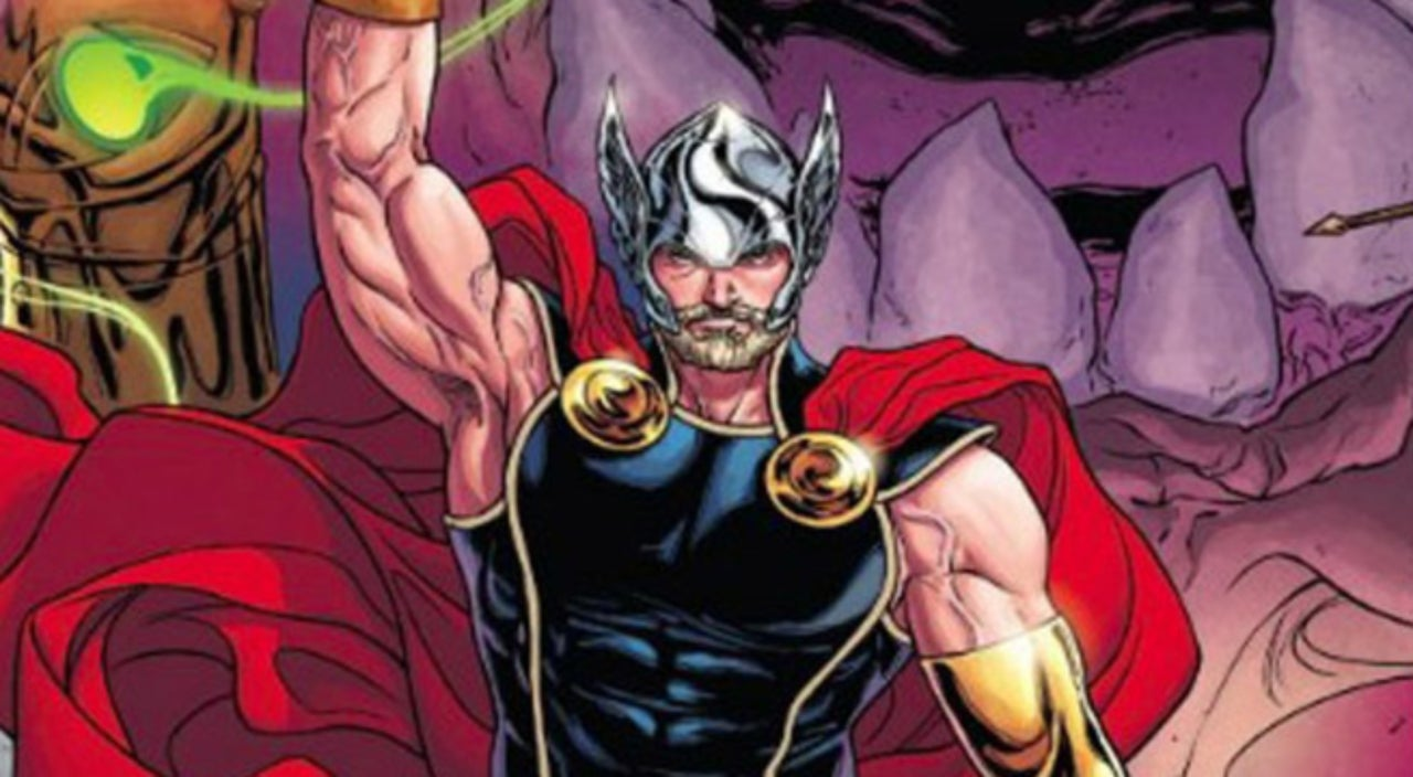 marvel shares designs for thor s new look