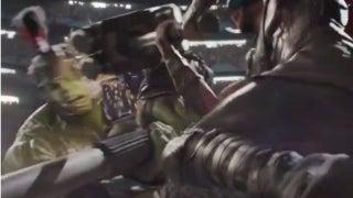 thor hulk fight