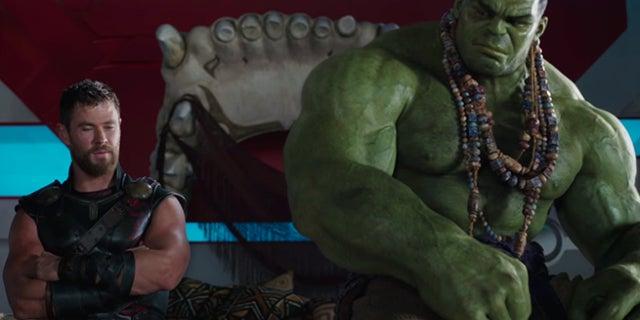 thor ragnarok mightiest avenger hulk