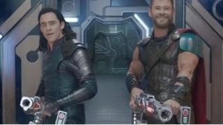 Thor Ragnarok New World Trailer
