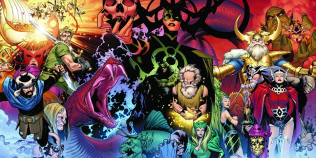 Top 10 Thor Villains - Galactus