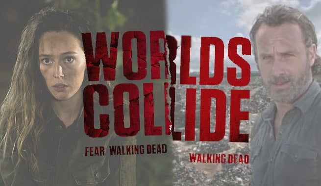 The Walking Dead Crossover Time Frame Revealed