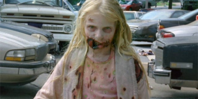 twd little girl