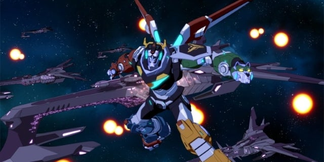 Voltron Legendary Defender Season 4