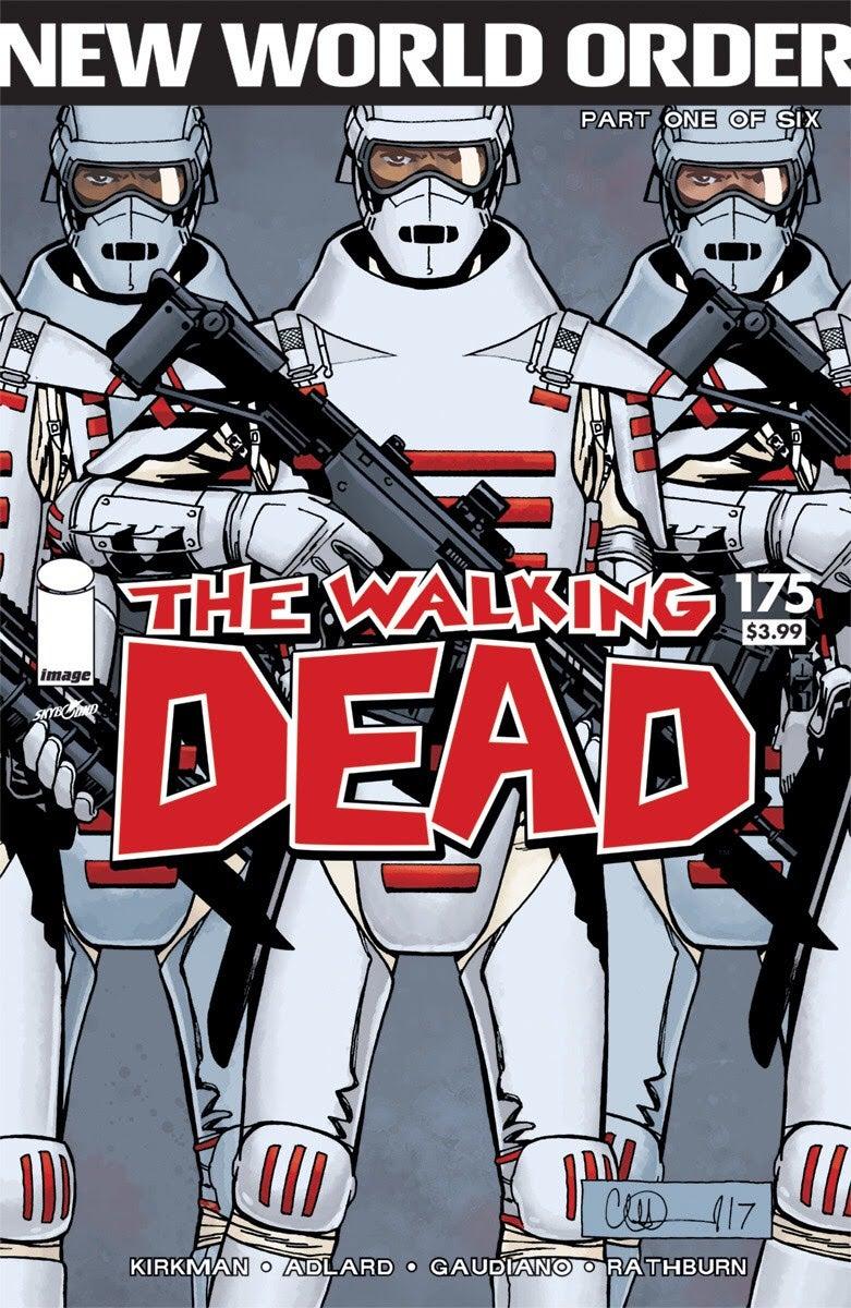 Walking Dead 175 New World Order