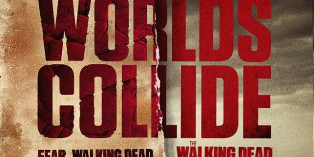 Walking Dead Fear Walking Dead Crossover