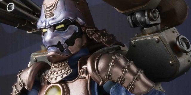 war machine manga figure