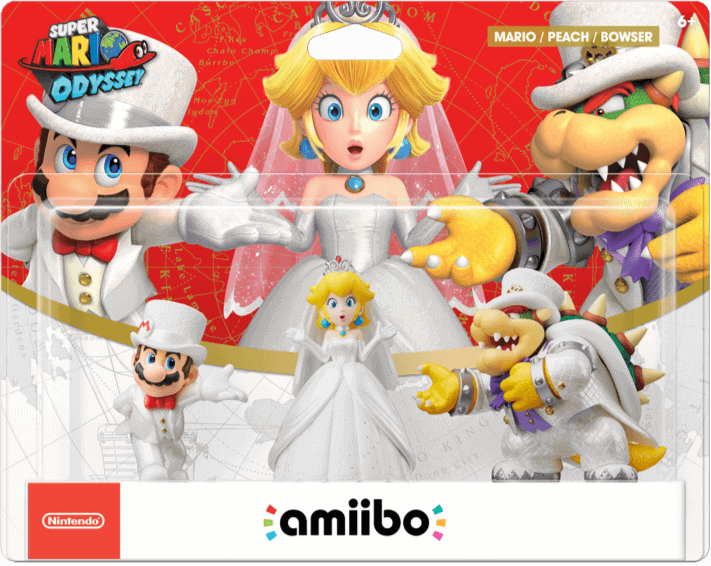 See Mario In A Wedding Dress In Super Mario Odyssey Thanks To
