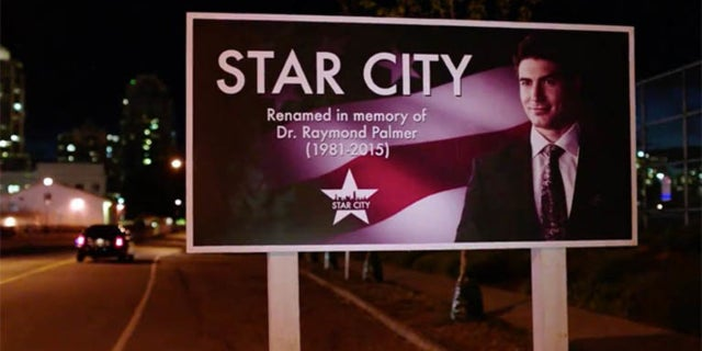 where is star city located