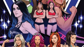 WWE #14 Preview