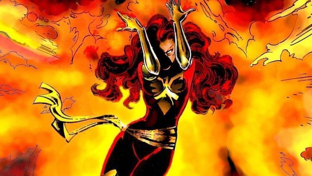 X-Men Dark Phoenix Movie Comic Book Connections