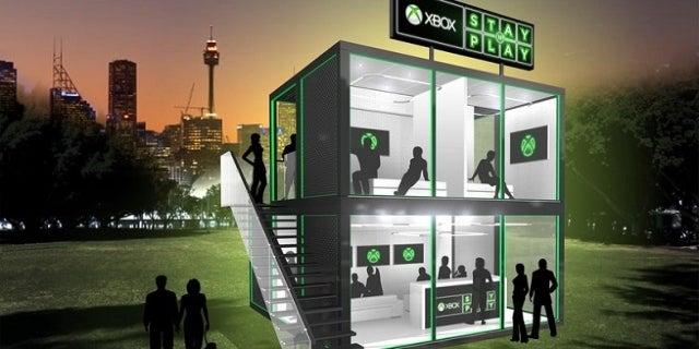 Xbox Hotel