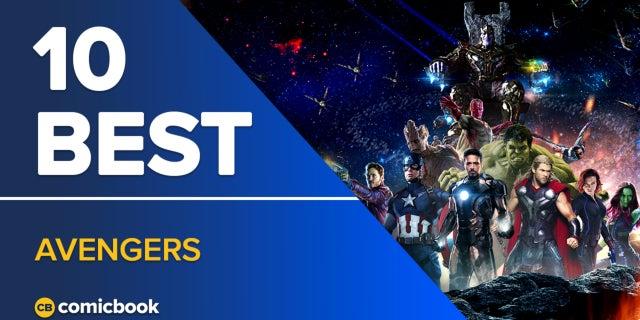 10 Best Avengers