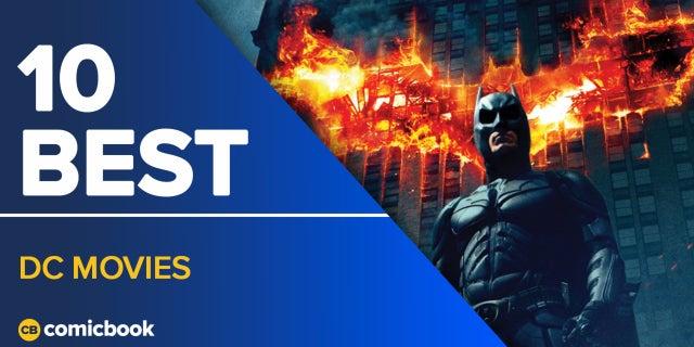 10 Best DC Movies screen capture