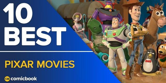 10 Best Pixar Movies screen capture