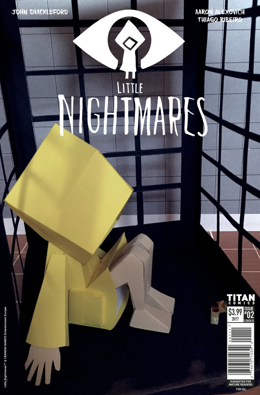 an introduction to the issue of nightmares Feature interviews nonfiction pop culture journalist theresa delucci joins nightmare's very own christie yant in his introduction to a later reprint.