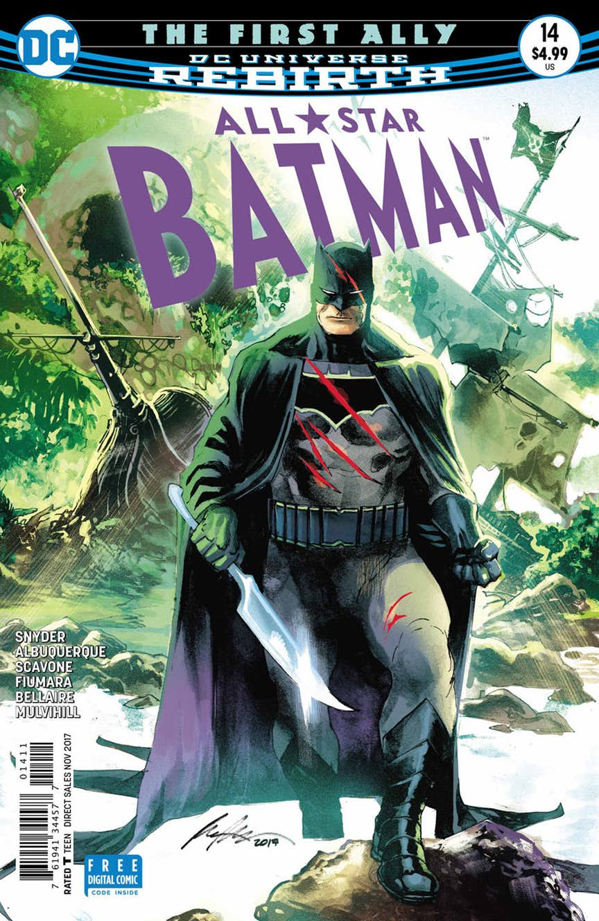 All-Star Batman Issue 14
