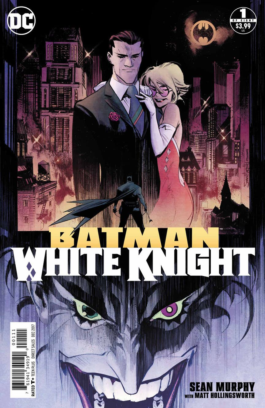 Batman: White Knight (2017) Issue 1
