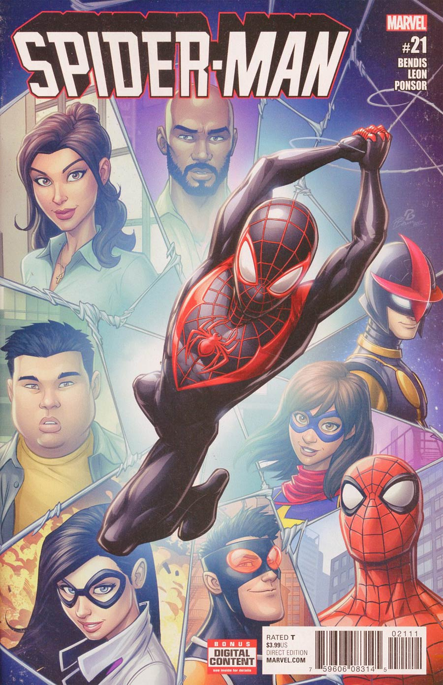 Spider-Man (2016) Issue 21