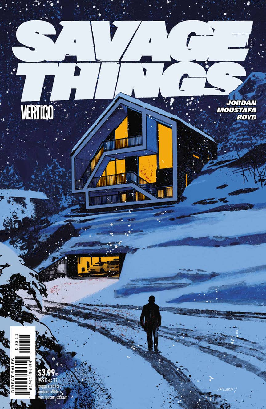 Savage Things Issue 8