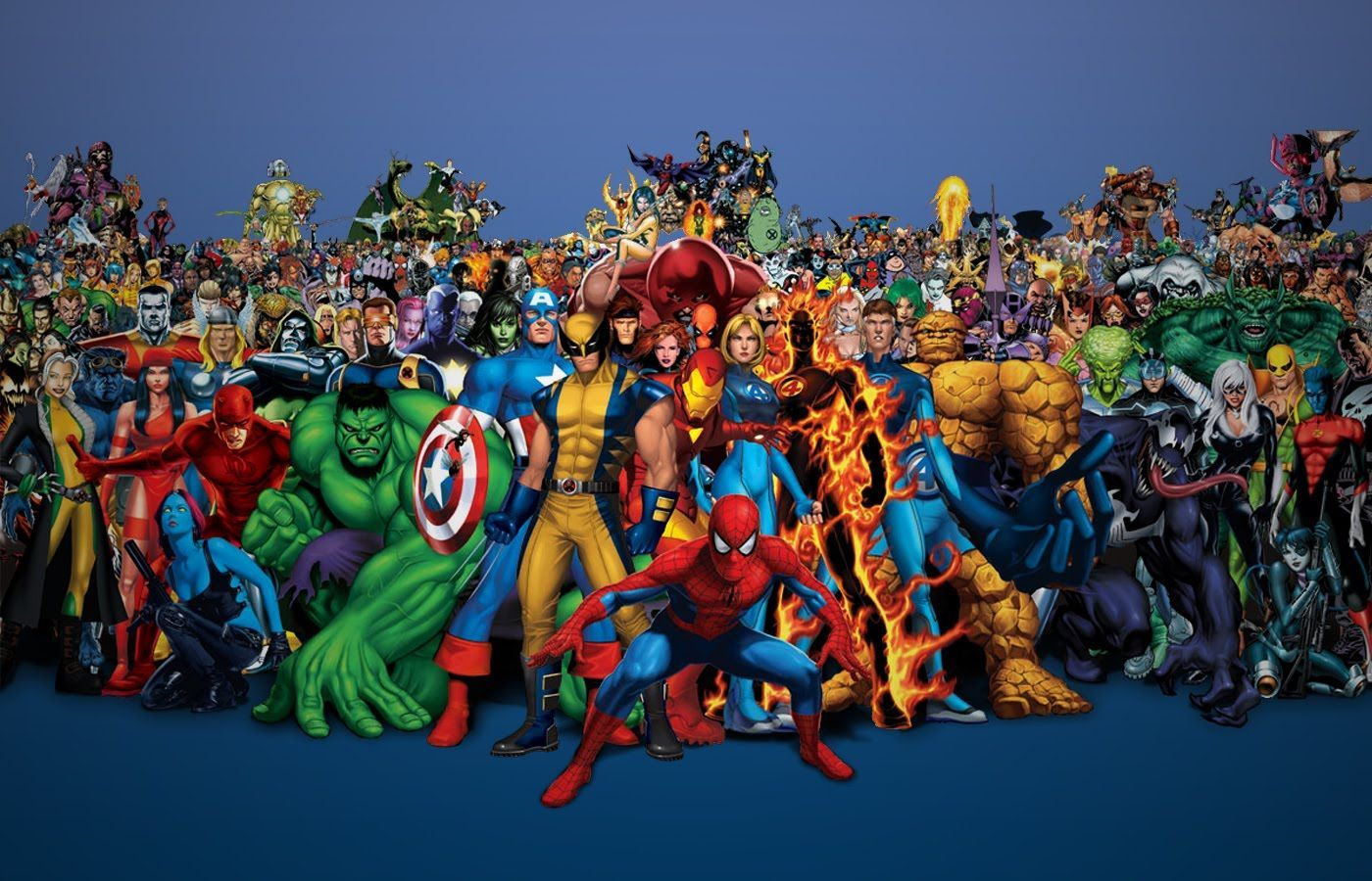 Marvel Heroes Players Demanding Refunds For In Game Purchases After Shut Down News