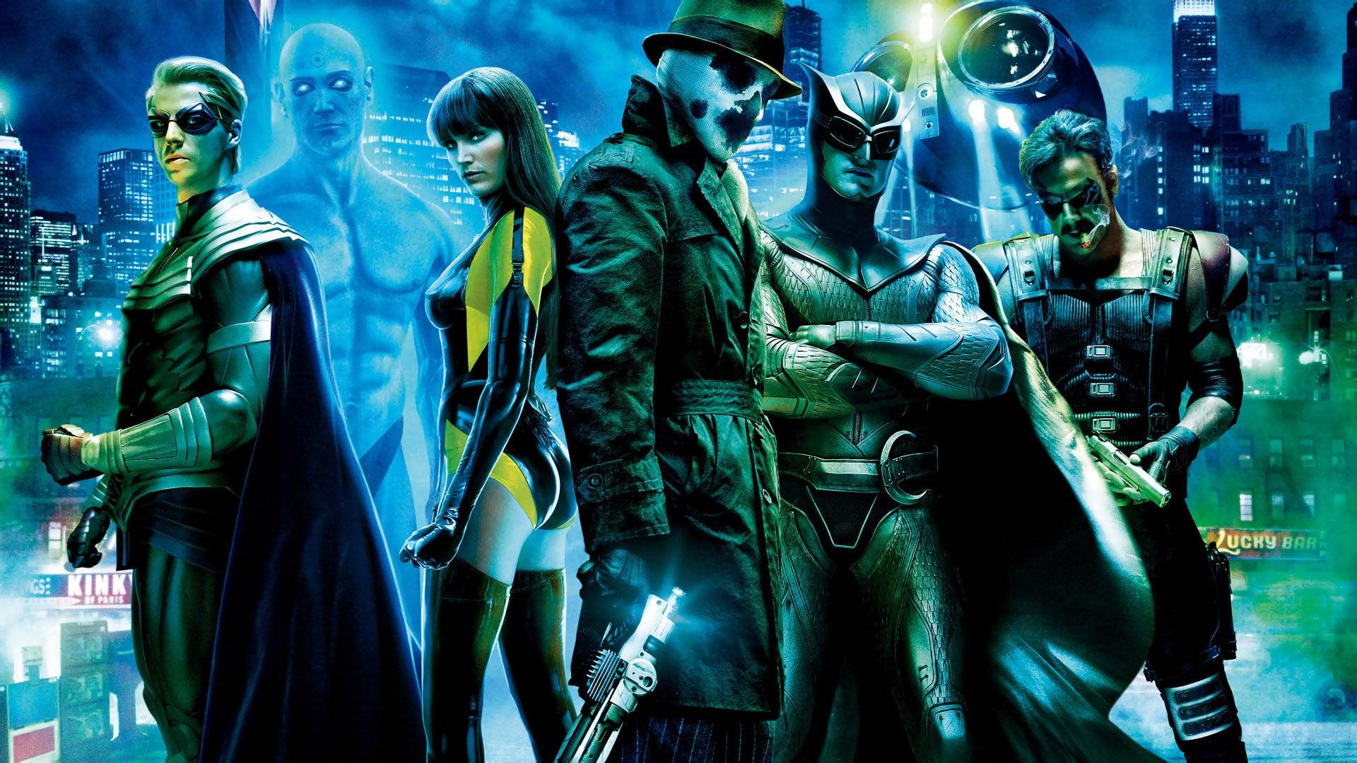 Preview Watchmen Wallpaper