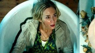 a quiet place movie trailer 2018 emily blunt