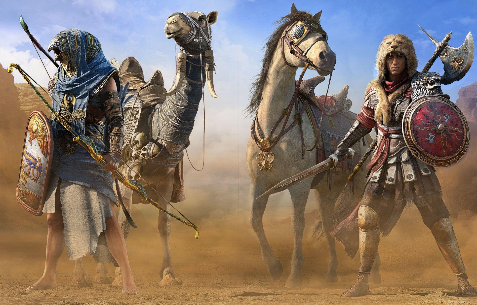 ACO Roman Horus Pack