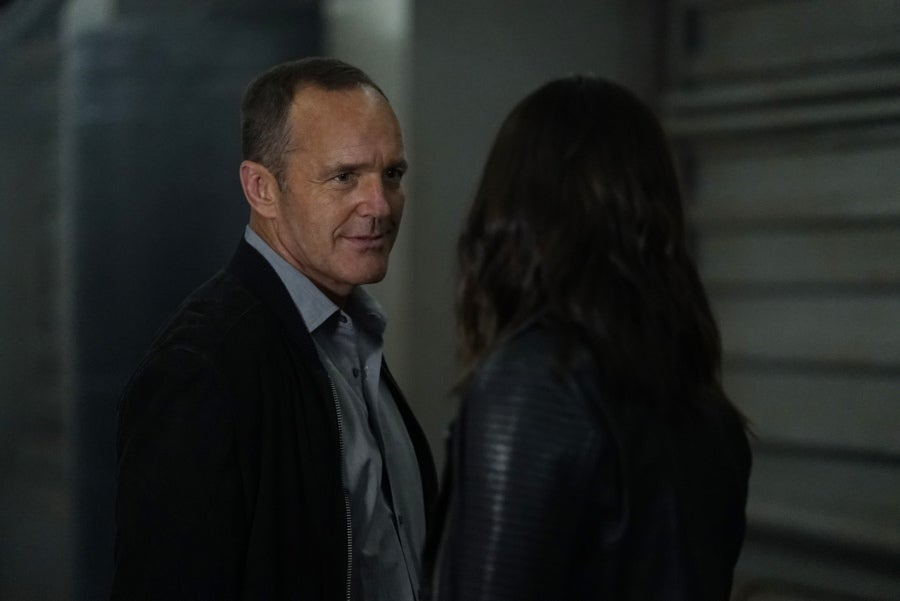 Agents of SHIELD 501 01