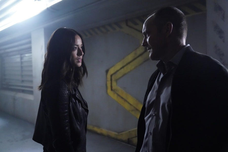 Agents of SHIELD 501 02