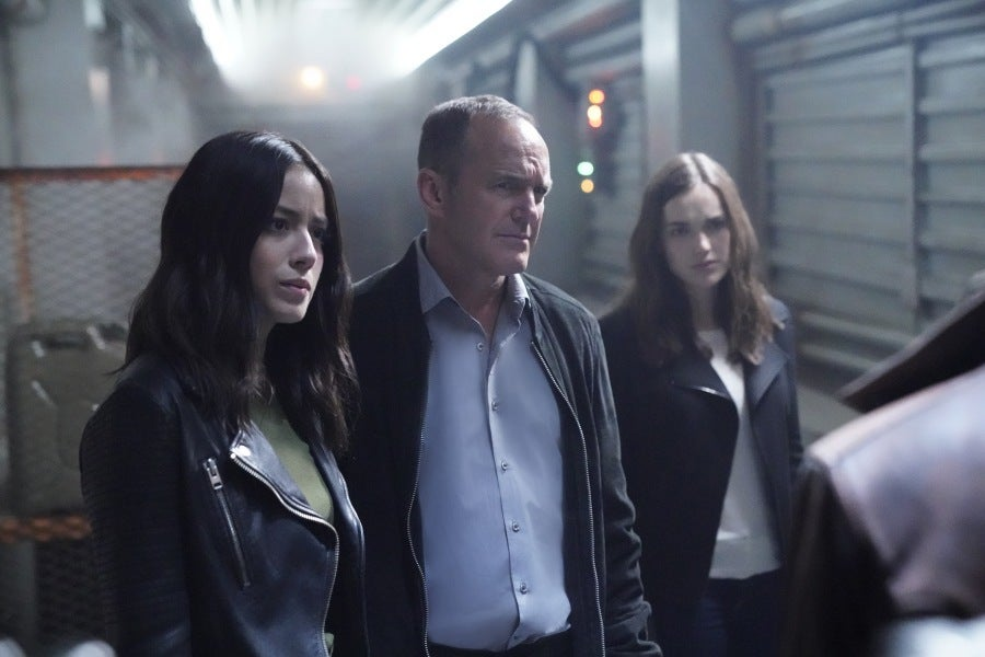 Agents of SHIELD 501 03