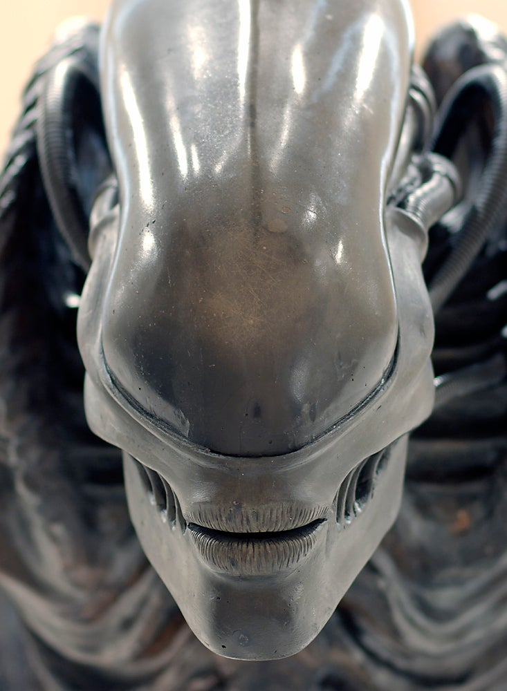 alien 3 xenomorph h r giger design