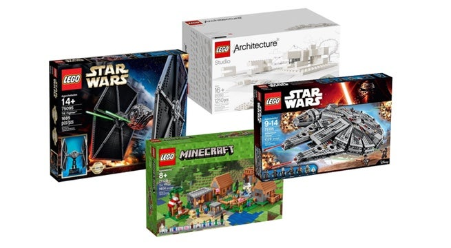 Amazon has kicked off their Cyber Monday sales and there are a ton of LEGO sets that are discounted upwards of 30% and more. Some of the more notable ones include the LEGO Technic Porsche GT3 RS for $ and the LEGO Ideas NASA Apollo Saturn V .