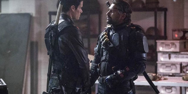 arrow deathstroke patricide