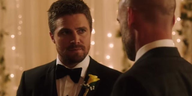 arrow irreconcilable differences promo