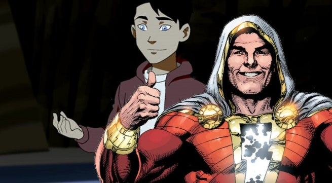 Asher Angel to Play Billy Batson in DC's 'Shazam!'
