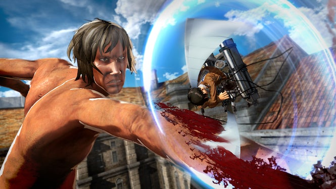 'Attack on Titan 2' gameplay details revealed by Koei Tecmo