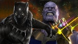 Avengers Infinity War Black Panther Soul Stone
