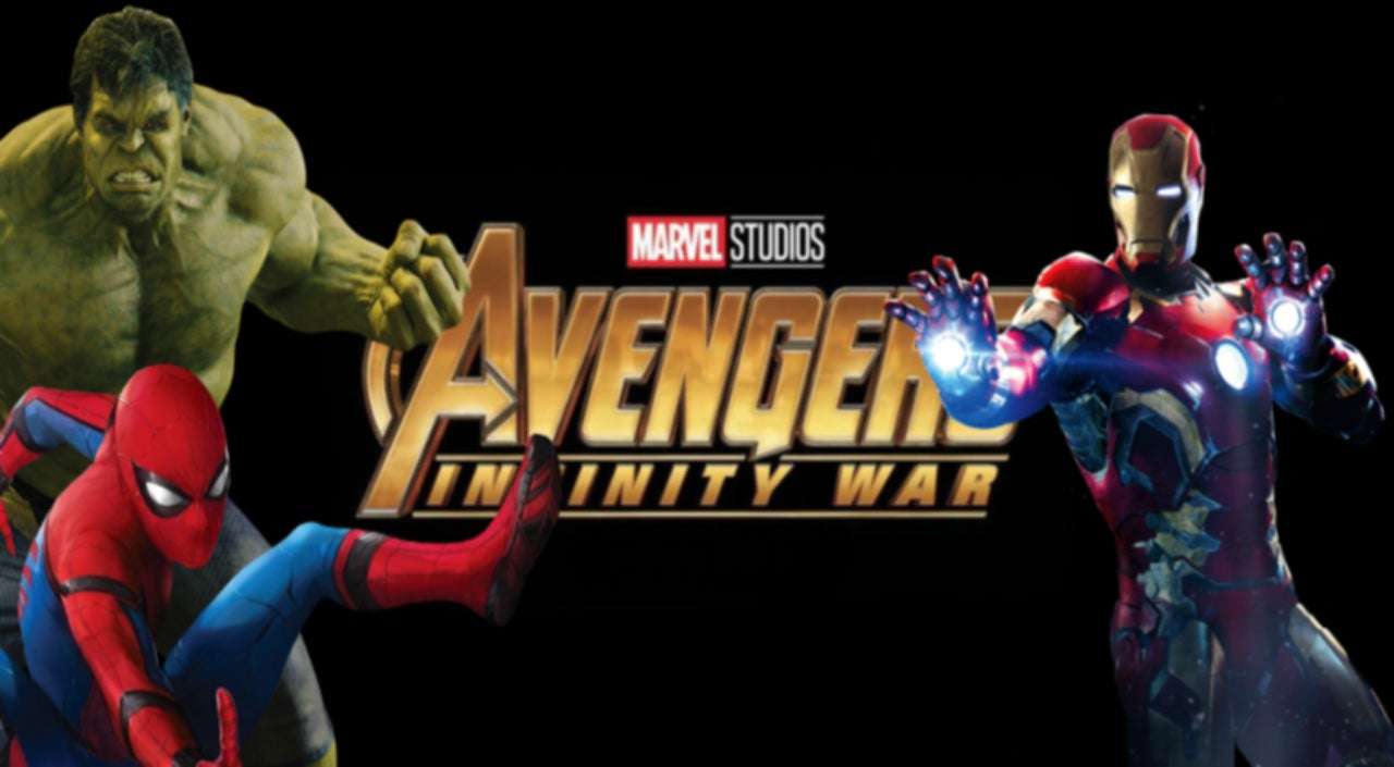 avengers: infinity war' trailer release date reportedly revealed